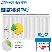 Радиаторы стальные Korado 22K 500x1400 (2592 Bт)
