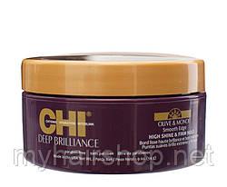 Крем для гладкости CHI Deep Brilliance Olive & Monoi Smooth Edge 54г