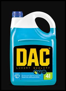 Омыватель стекла летний DAC 4л.