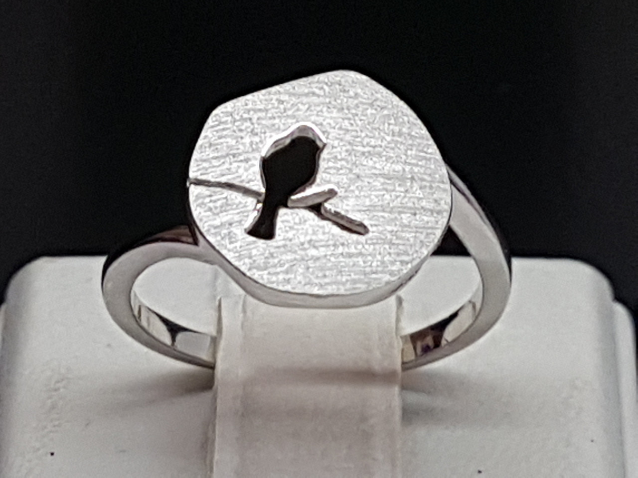 Срібне кільце. Артикул КК2/1010 16,5