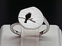 Срібне кільце. Артикул КК2/1010 16,5, фото 1