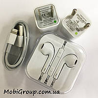 Комплект 3 в 1 для iPhone SE / 5S / 5