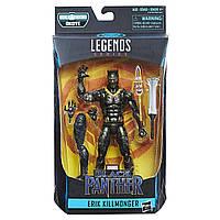 Черная Пантера: Эрик Килмонгер Marvel Black Panther Legends Erik Killmonger, фото 1