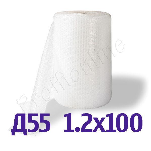 Пленка воздушно- пузырчатая д55 1.2х100