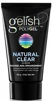 GELISH POLYGEL, natural clear, 60g