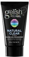 GELISH POLYGEL, natural clear, 60g