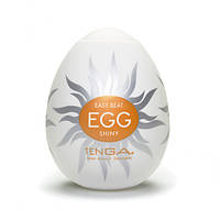 Мастурбатор мужской Tenga Egg Shiny, фото 1