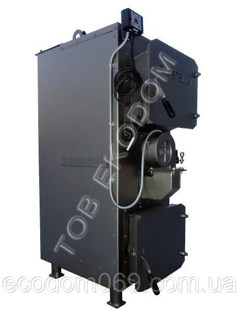 Котел пиролизный 200 кВт DM-STELLA