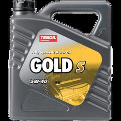 TEBOIL GOLD S 5W-40 4л