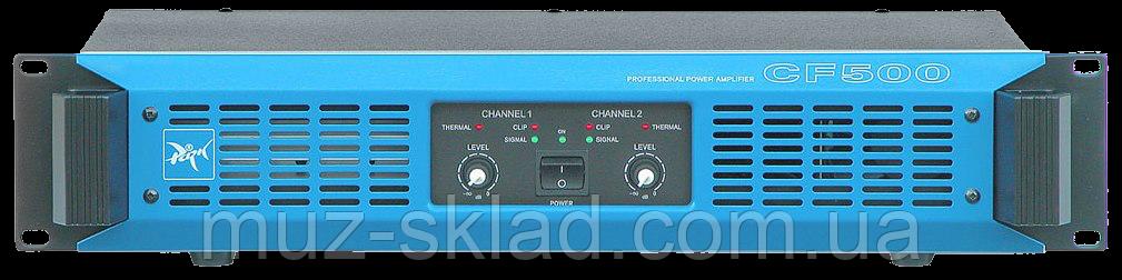 Park Audio CF500-8 усилитель мощности, 2 х 250 Вт, 8 Ом