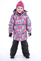 Предзаказ. Пальто, куртка на девочку. Куртка зимняя лыжная, мембранная непромокаемая парка. Лучше Lenne Reima