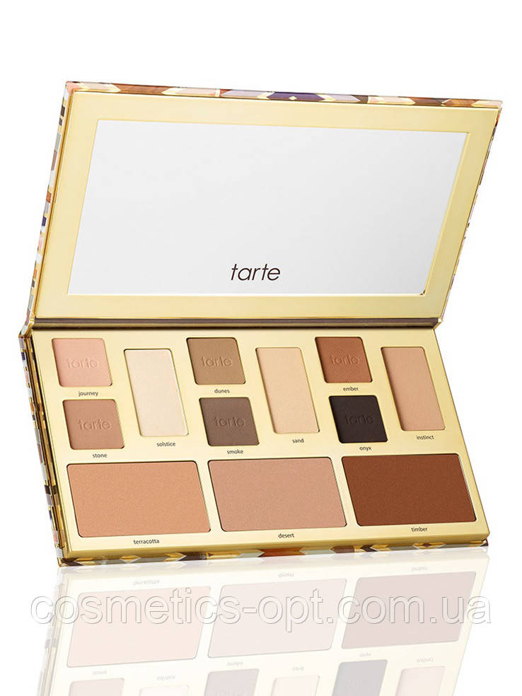 Тени Tarte Tartelette Toasted Eyeshadow palette 12 Colors (реплика)