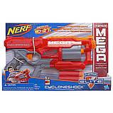 Бластер Нерф Мега Циклон Шок Nerf N-Strike Elite Mega CycloneShock Blaster, фото 2