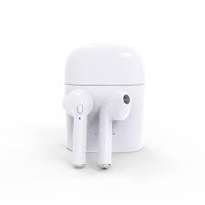 Bluetooth наушники i7S. Беспроводные наушники Блютуз гарнитура AirPods