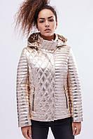 Демисезонная стеганая куртка 31084-13