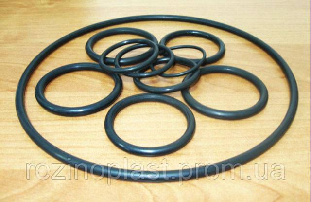 Кольца резиновые, уплотнительные, круглого сечения ГОСТ 9833-73 и ГОСТ 18829-73