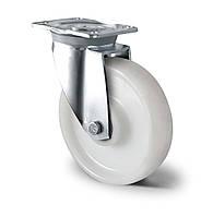 Колесо поворотное большегрузное с шариковым подшипником 200 мм, полиамид (Германия)
