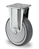 Колесо аппаратное неповоротное с шариковым подшипником 75 мм (Германия)