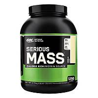 Гейнер Optimum Nutrition Serious Mass 2,7 kg