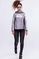 Демисезонная стеганая куртка 31084-29