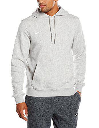 nike team club hoody sweatshirt schwarz