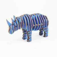 3д-пазл Носорог
