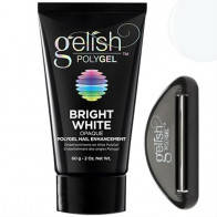 GELISH POLYGEL, bright white, 60g