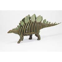 3д-пазл Стегозавр