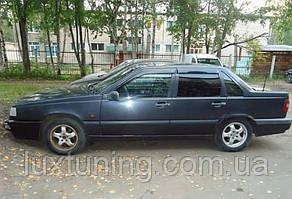 Дефлекторы окон Cobra Tuning Volvo 850 1991-1997