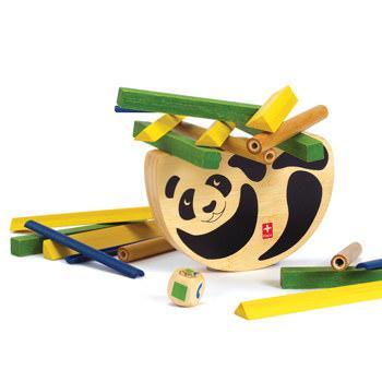 Настольная игра-балансир Pandabo