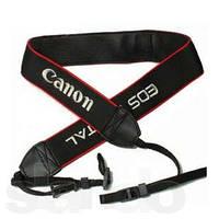 Плечевой шейный ремень для фотоаппаратов CANON