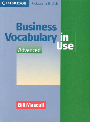 Business Vocabulary in Use: Advanced (з відповідями), фото 2