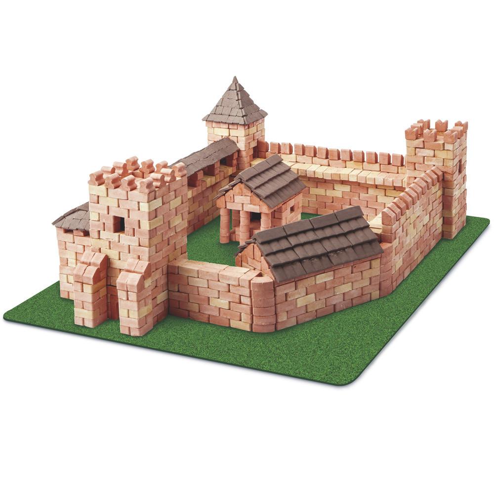 Керамический конструктор замок Любарта