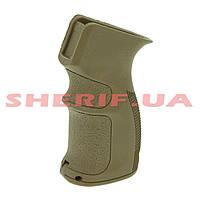 Рукоятка для АК эргономичная FAB Defense AK-47/74 Tan