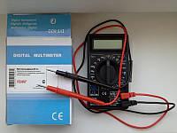 Токоизмерительный прибор, Мультиметр электронный dt - 832, Тестер, Цифровой мультиметр, Омметр, Амперметр