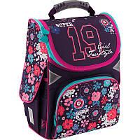 Рюкзак каркасный школьный GoPack 5001S-10 GO18-5001S-10, фото 1