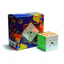 Диво-кубик 3х3 Флю Белый