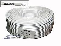 RG - 58 Satline 100м бел (1*0,81CU)
