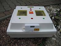 """Инкубатор """"Квочка"""" с механическим переворотом и встроенным вентилятором (теновый нагрев). Экспортный вариант"""