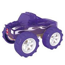 Деревянная игрушка машинка из бамбука Monster Truck