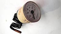 Термометр котла Pakkens , Arti 0-120°C d=52mm с капиляром