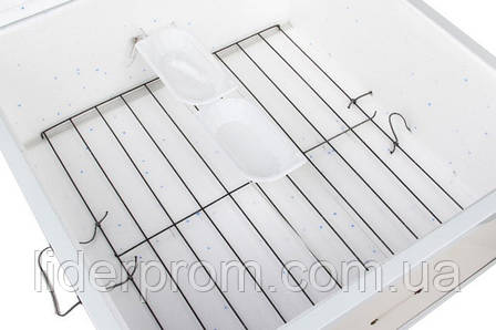 Инкубатор Курочка Ряба ИБ-140 механический переворот на 140 яиц, цифровой, ТЭН, фото 2