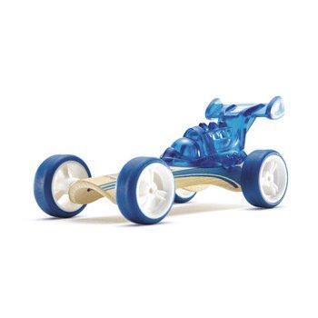 Деревянная игрушка машинка из бамбука Dragster
