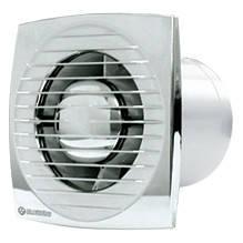 Вытяжной вентилятор Blauberg Bravo Chrome 100, Блауберг Bravo Chrome 100