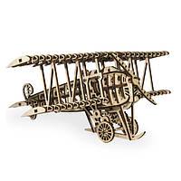 Механический 3D пазл Самолет