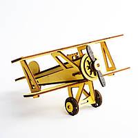 3Д пазл Самолетик
