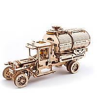 Механический 3D пазл Автоцистерна, фото 1