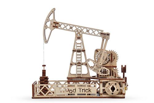 Механический 3D пазл Нефтевышка