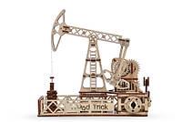 Механический 3D пазл Нефтевышка, фото 1