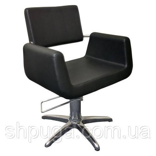 Кресло парикмахерское  гидравлика - Кр054